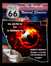 The Route 66 Invitational Youth Soccer Tournament
