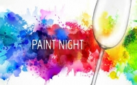 Paint Night Fundraiser