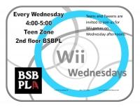 Wii Wednesdays