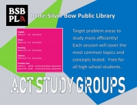 ACT Study Groups