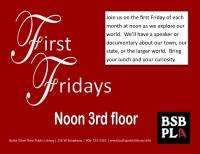 First Fridays: Butte The Original Screening