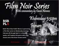 Film Noir with David Abrams
