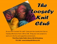Loosely Knit Club