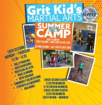 Grit Training Center Summer Camp