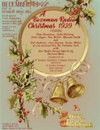 A Bozeman Radio Christmas 1939