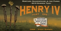 Shakespeare in the Parks' Henry IV Part I
