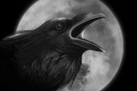 Social Distance Series: Edgar Allen Poe Project