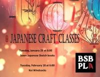 Craft Class: Japanese Koi Windsocks