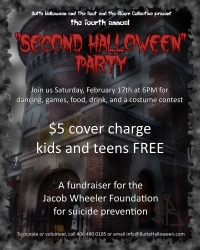 4th Annual Second Halloween
