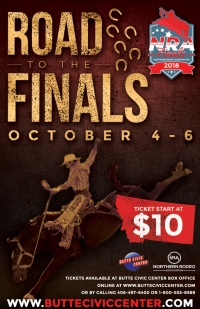 NRA Finals Rodeo