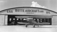Brown Bag Lunch about Butte's Aeronautical History