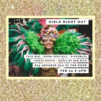 LADIES NIGHT OUT with music by Ken Rich