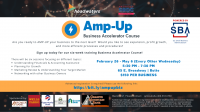 Amp-Up Business Accelerator 6-Week Course