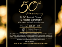 BLDC 50 Year Anniversary | Annual Dinner & Awards