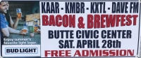 Butte's Bacon and Brew Fest