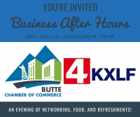 Chamber Business After Hours at KXLF