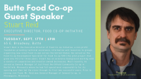 Butte Food Co-op Guest Speaker