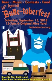 10th Annual Butte-toberfeest