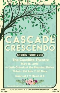 Cascade Crescendo at The Covellite Theatre