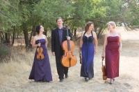 The Cascade Quartet presents