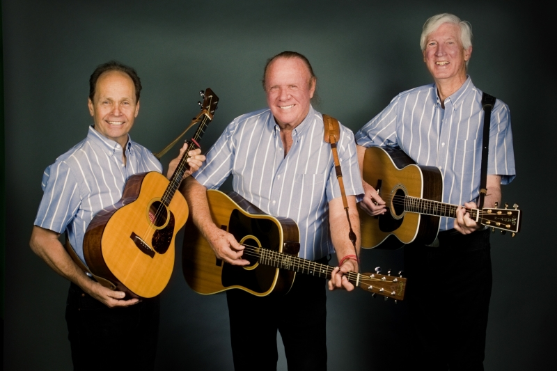 The Kingston Trio at the Center for the Performing Arts