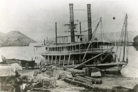 Brown Bag Lunch: Role of Steamboats in Montana History