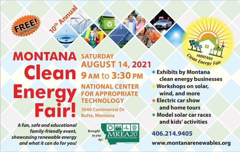 Montana Clean Energy Fair