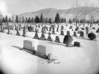 Brown Bag Lunch about Butte's Catholic Cemeteries
