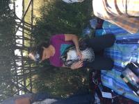 Community Osprey Banding