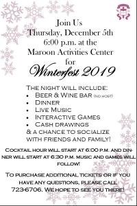 Butte Central Winterfest 2019