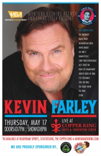 Kevin Farley at The Copper King Hotel