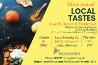 Headwaters RC&D Local Tastes Event