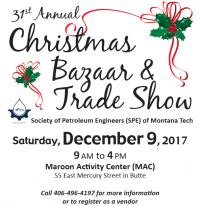 SPE Christmas Bazaar and Trade Show