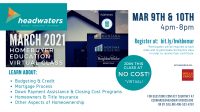 March Homebuyers Education Class