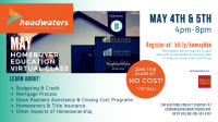May Homebuyers Education Class