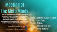 Meeting of the Meta Minds