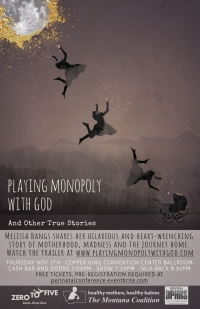 Playing Monopoly with God