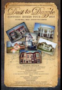 Dust to Dazzle Historic Homes Tour 2018