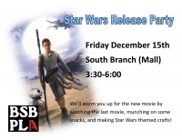 Star Release Party