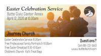 Community Easter Celebration Service