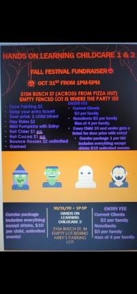 Fall Harvest Festival Fundraiser