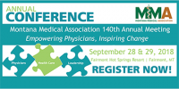 Montana Medical Association Annual Meeting
