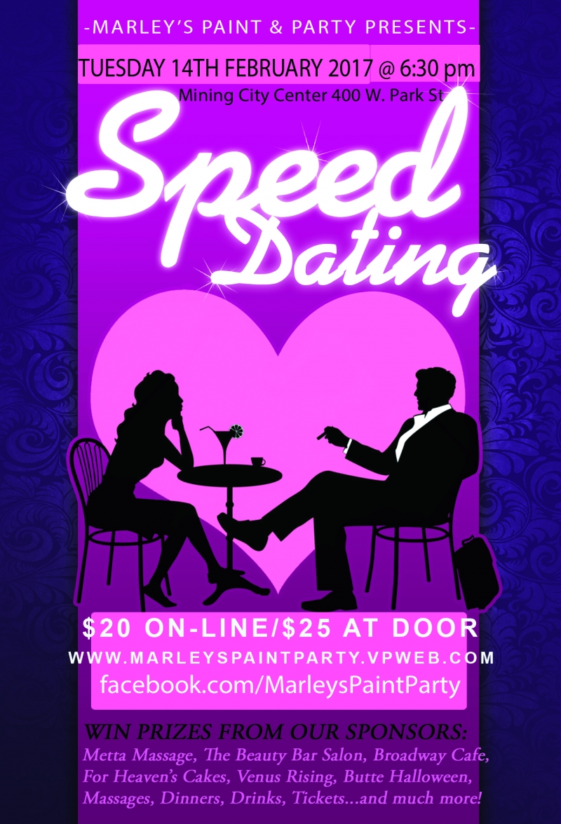 How to Market a Letter to a Venue for a Speed Dating Event