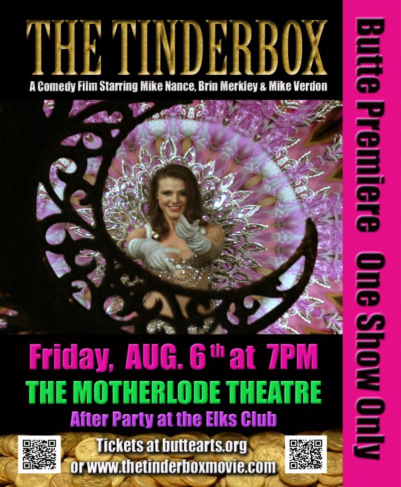 The Tinderbox Movie Premiere