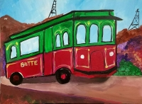 Butte Trolly Paint Party