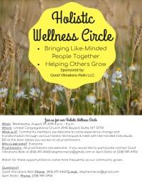 Holistic Wellness Circle