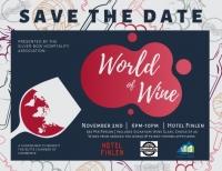 World of Wine tasting