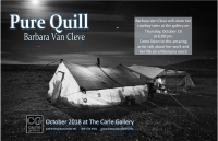 Barbara Van Cleve: Pure Quill