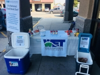 Water & Env. Technologies 2nd Annual Food Drive