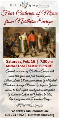 Butte Symphony in Concert